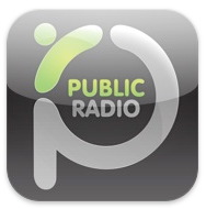 Public radio player icon